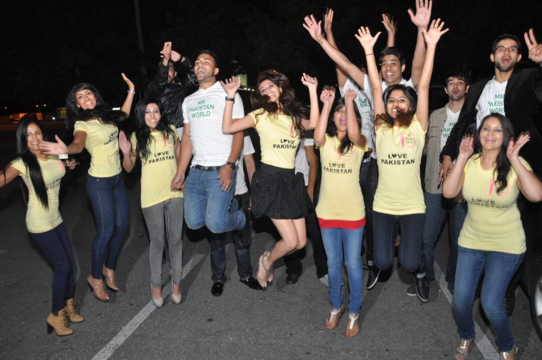 Miss Pakistan World 2011