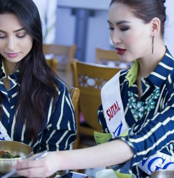 Miss Pakistan World 2015