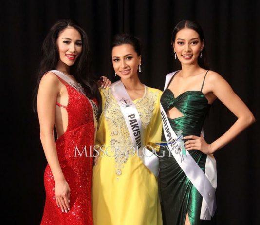 Miss Pakistan World | Sonia Ahmed President
